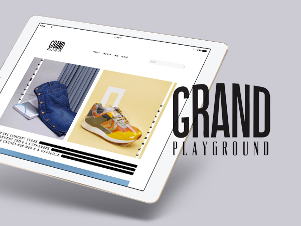 Grand Playground_webdesign